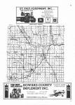 Index Map, Howard County 1978